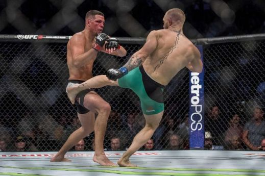 MMA: UFC 202-Diaz vs McGregor 2